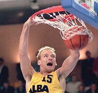 Henning Harnisch Harnisch un mito del basket germano muy ilustrado