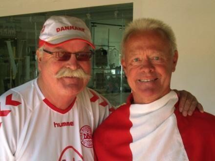 Henning Munk Jensen Fodboldhygge i Centro Idea Spanien i Dag