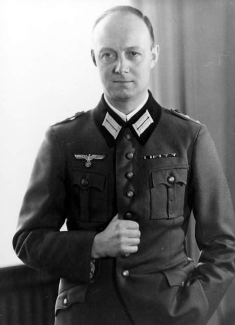 Henning von Tresckow Everything Claus von Stauffenberg Henning von Tresckow