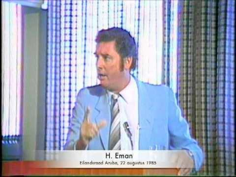 Henny Eman Henny Eman Historia di Aruba su Status Aparte YouTube