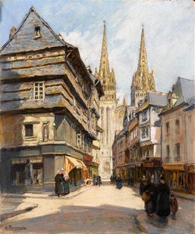 Henri Alphonse Barnoin Henri Alphonse Barnoin Expert art authentication