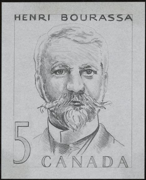 Henri Bourassa Biography BOURASSA HENRI Volume XVIII 19511960