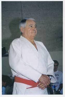 Henri Courtine Kodokan 10th Dan Promotions Judo Info