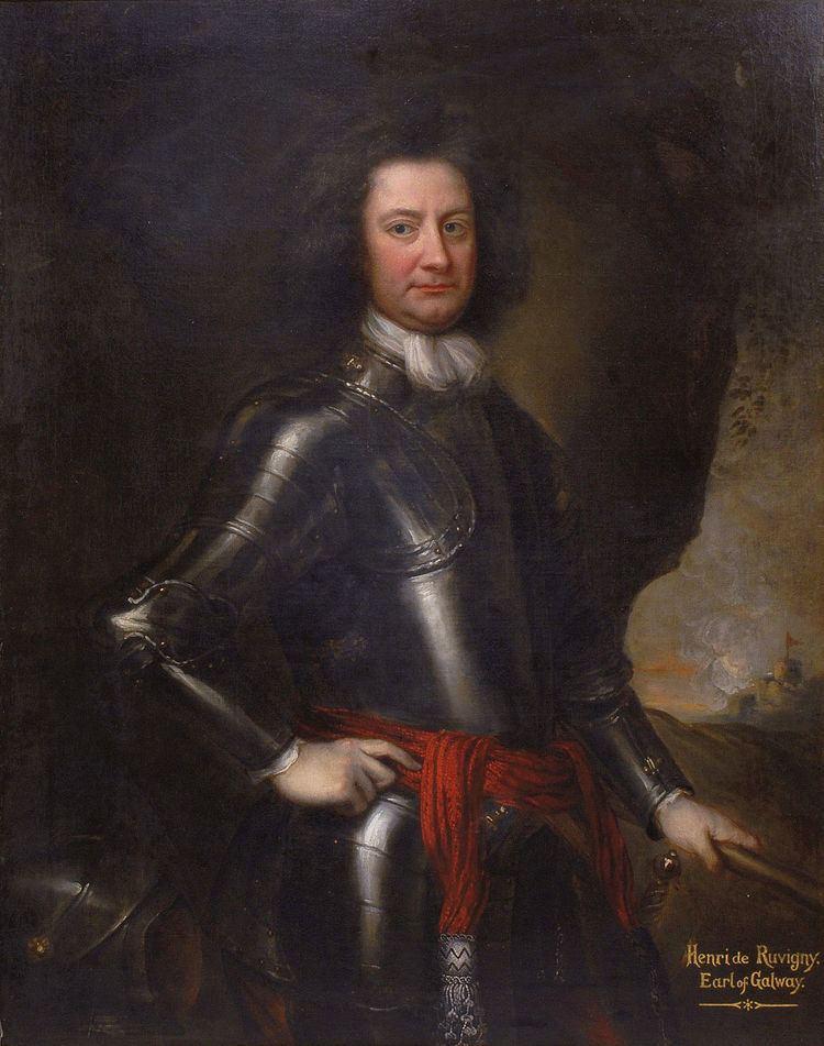 Henri de Massue, Earl of Galway Henri de Massue Earl of Galway Wikipedia