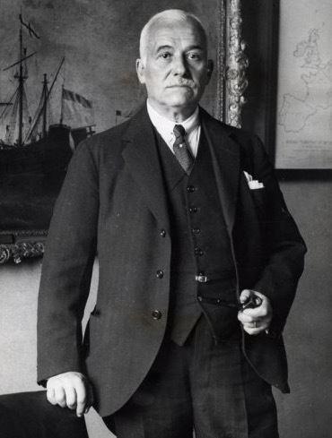 Henri Deterding SIR HENRI DETERDING 1936 Royal Dutch Shell Plc com