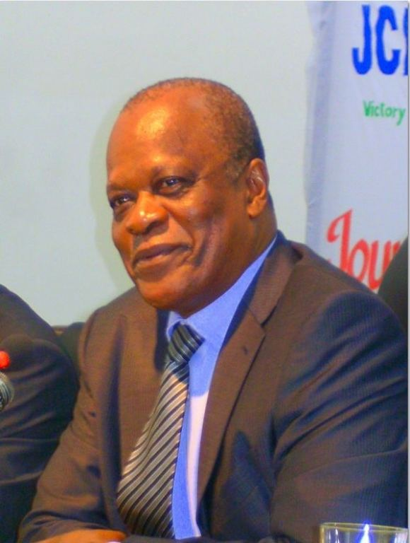 Henri Djombo FSC General Assembly 2014 HE Henri Djombo