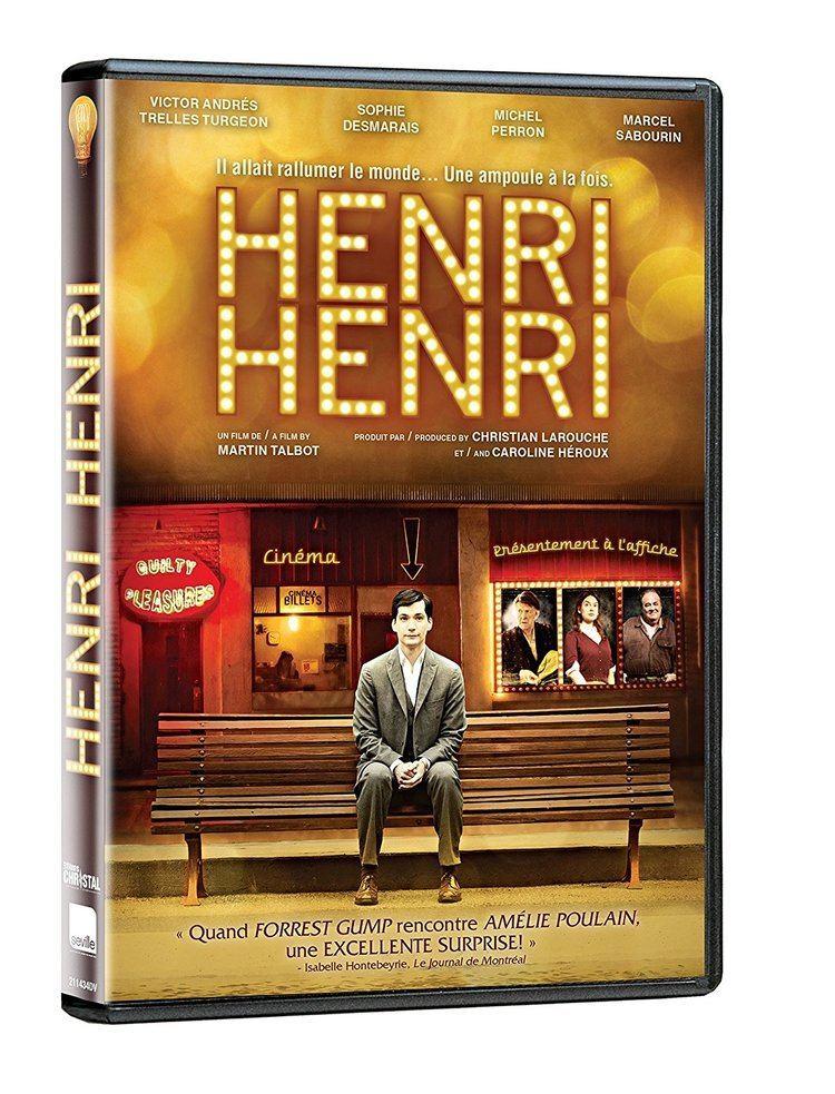 Henri Henri Henri Henri Version franaise Amazonca Victor Andrs Trelles