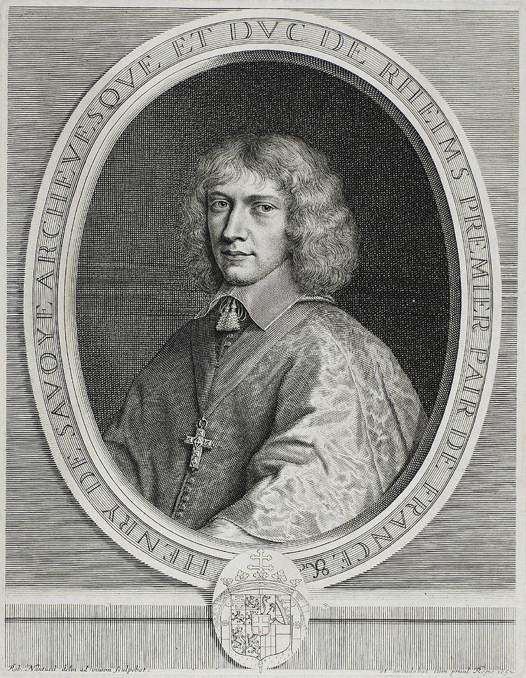Henri II, Duke of Nemours