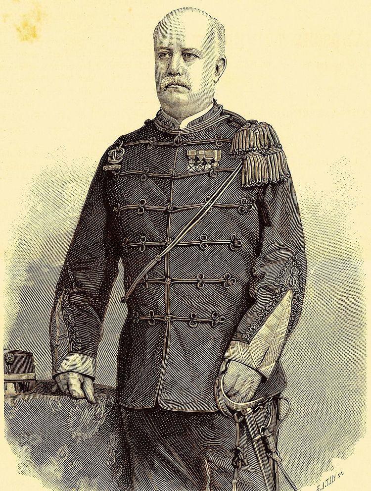Henri Karel Frederik van Teijn
