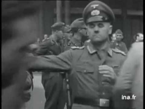 Henri Lafont Hinrichtung der franzsischen Gestapo Kommissare Henri