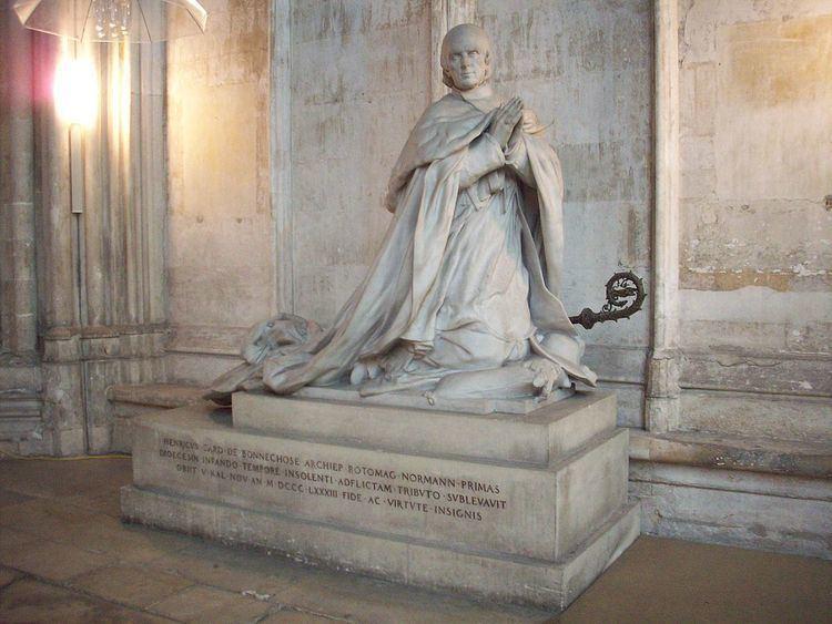 Henri-Marie-Gaston Boisnormand de Bonnechose HenriMarieGaston Boisnormand de Bonnechose Wikipedia