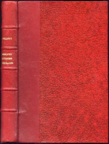 Henri Milloux Thorie des FonctionsPRINCIPESMETHODES GENERALES Henri Milloux