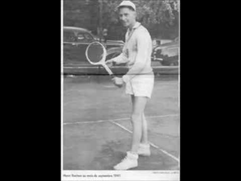 Henri Rochon Henri Rochon La Passion Du Tennis YouTube