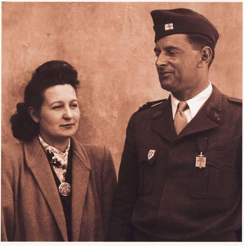 Henri Rol-Tanguy A TREASURE OF THE FRENCH RESISTANCE CECILE ROLTANGUY by