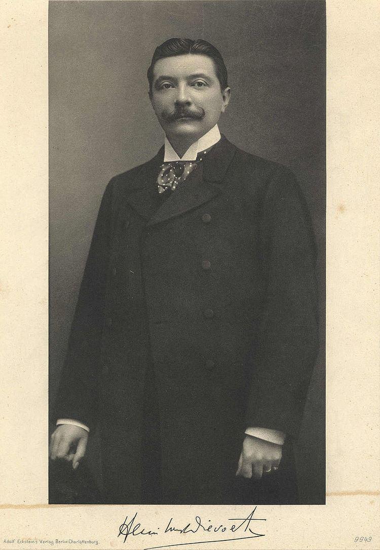 Henri Van Dievoet