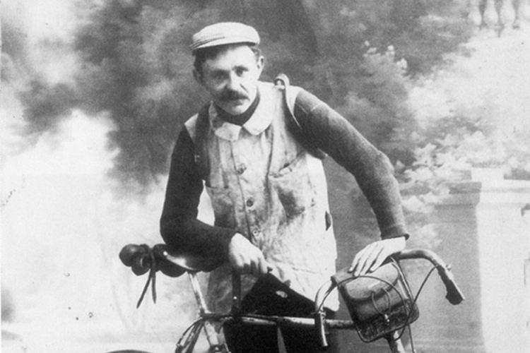 Henri Van Lerberghe Ghosts of the Peloton Henri Van Lerberghe the Death Rider of