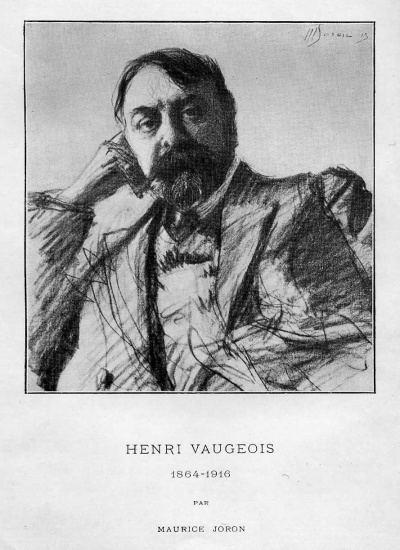 Henri Vaugeois Henri Vaugeois SYLMpedia