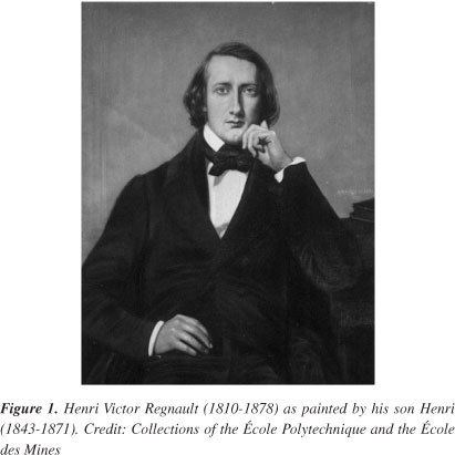 Henri Victor Regnault The contributions of Henri Victor Regnault in the context