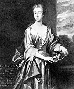 Henrietta Harley, Countess of Oxford and Countess Mortimer