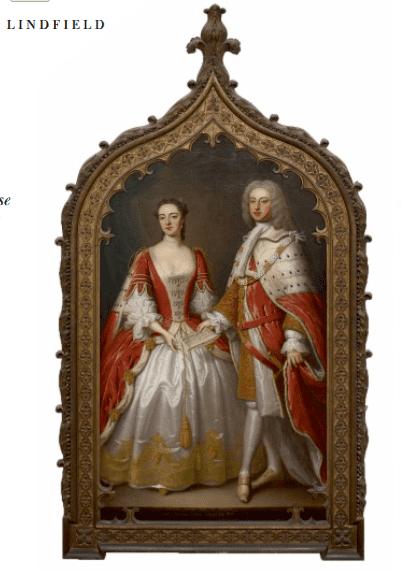 Henrietta Louisa Fermor The Invisible Faces Henrietta Louisa Fermor Countess of Promfret