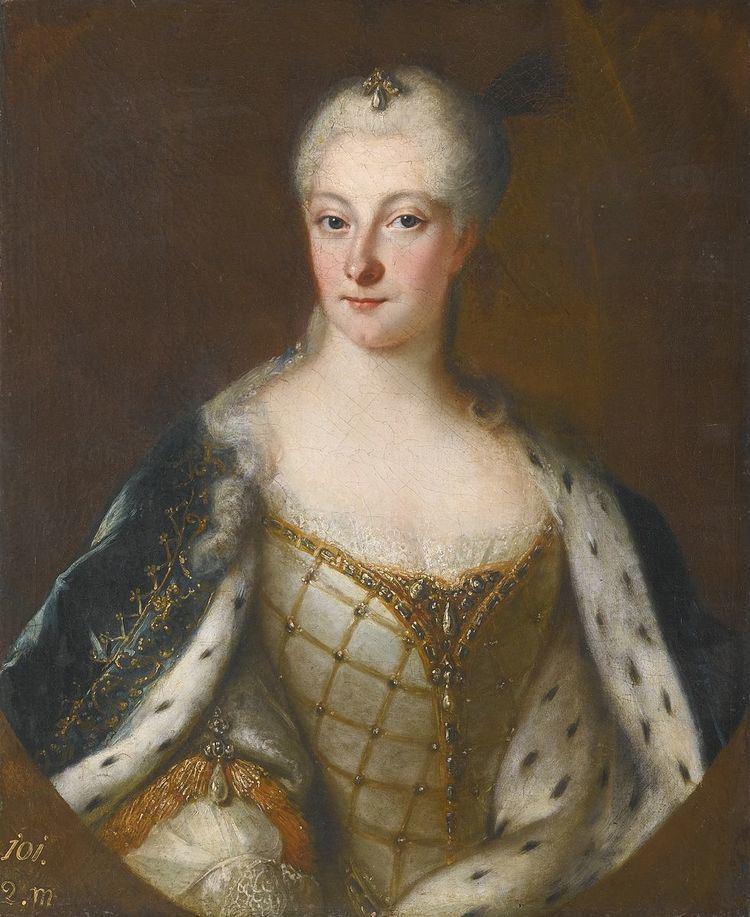 Henrietta Maria of Brandenburg-Schwedt