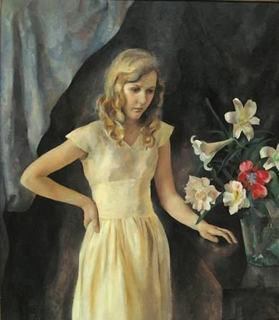 Henriette Wyeth Henriette Wyeth Works on Sale at Auction amp Biography