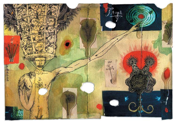 Henrik Drescher Henrik Drescher art Pinterest Sketchbooks Mixed media and