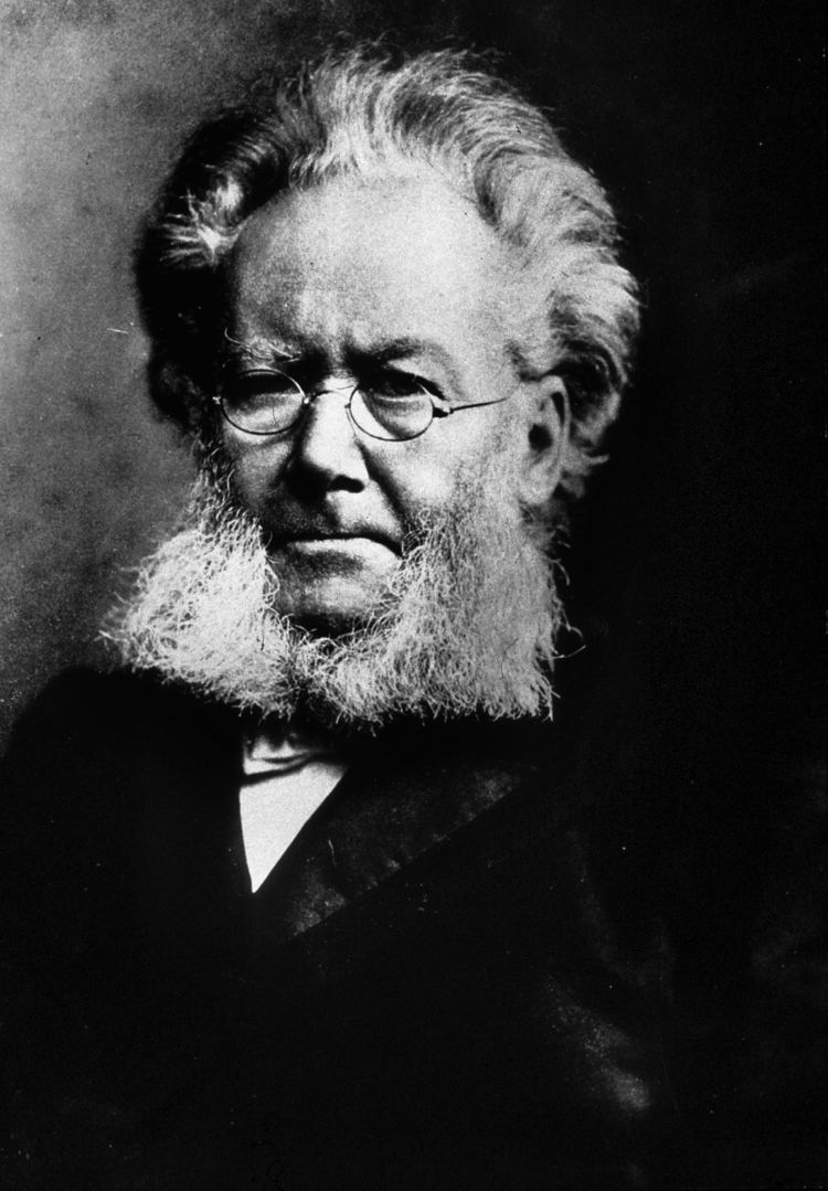 Henrik Ibsen Ibsen Museum Oslo Wikipedia the free encyclopedia