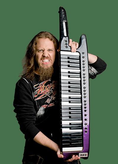 Henrik Klingenberg Henrik Klingenberg Sonata Arctica The Official Website