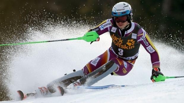 Henrik Kristoffersen Henrik Kristoffersen wins men39s World Cup slalom CBC
