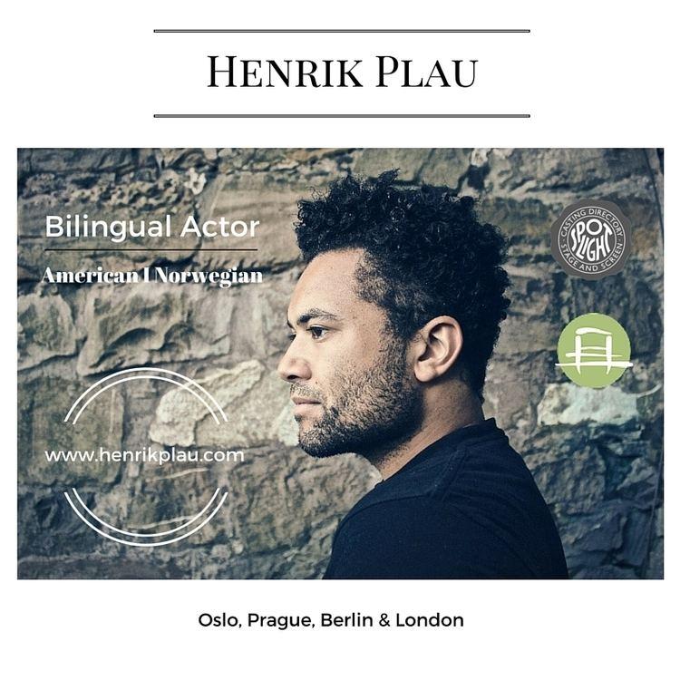 Henrik Plau Henrik Plau Scandinavian Actor Voice Over Artist I Oslo I Prague