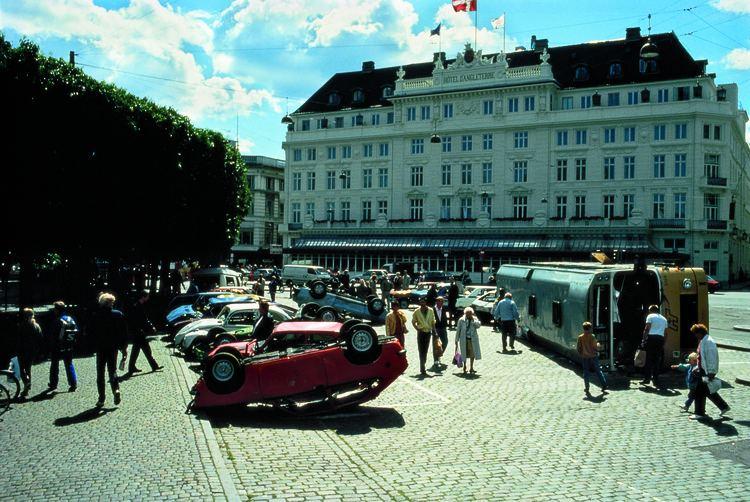 Henrik Plenge Jakobsen Parking