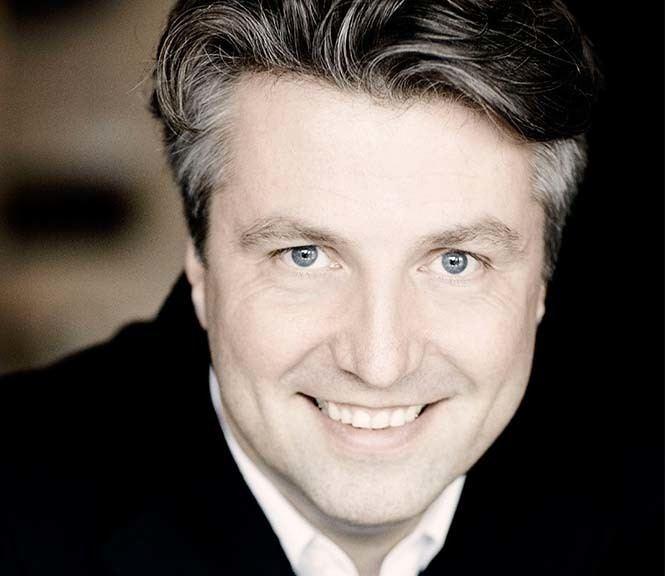 Henrik Schaefer German conductor Henrik Schaefer in PPOs October concert Fringe