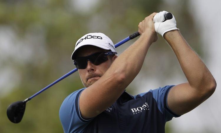 Henrik Stenson Henrik Stenson leads Race to Dubai and targets historic