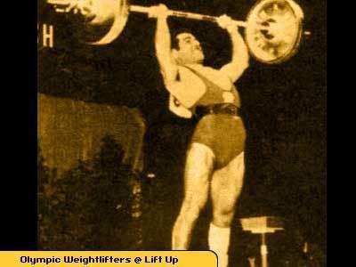 Henrik Tamraz Henrik Tamraz Top Olympic Lifters of the 20th Century Lift Up