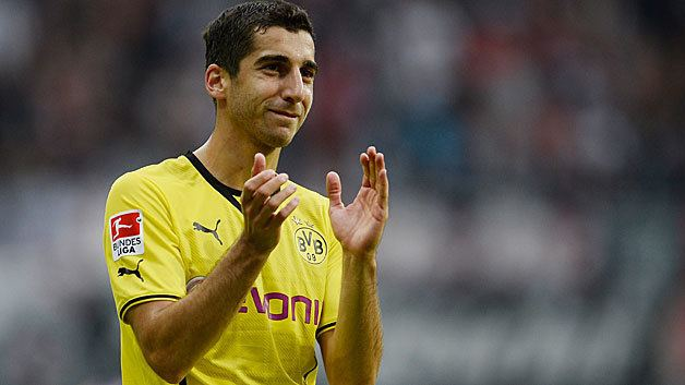 Henrikh Mkhitaryan Jurgen Klopp is in private talks to bring Henrikh