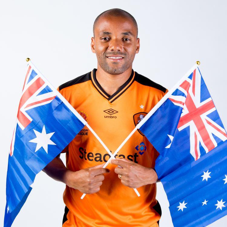 Henrique Andrade Silva Brazilian Football superstar receives Australian citizenship