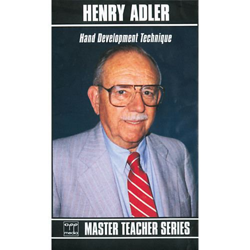 Henry Adler Alfred Henry Adler Hand Development Technique Drum Video