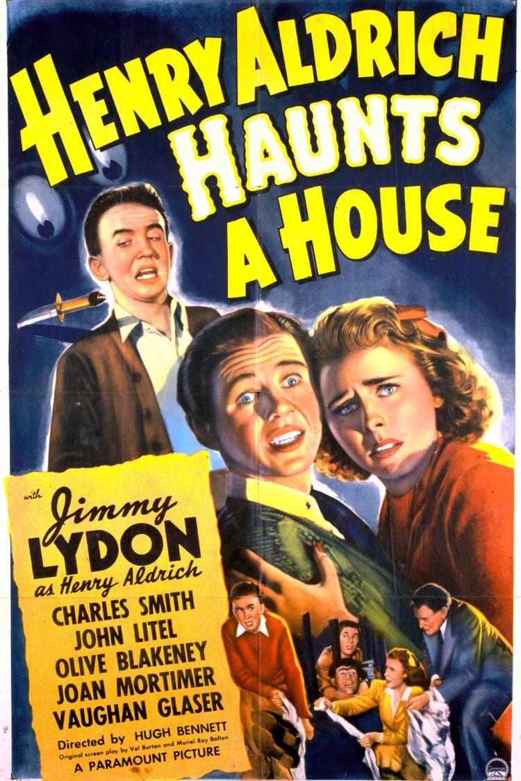 Henry Aldrich Haunts a House wwwgstaticcomtvthumbmovieposters41412p41412