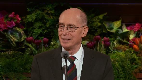 Henry B. Eyring Daughters in the Covenant Henry B Eyring