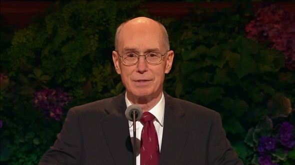 Henry B. Eyring Where Is the Pavilion Henry B Eyring