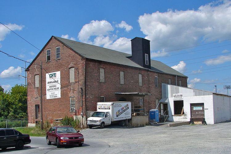Henry B. Friedman Tobacco Warehouse
