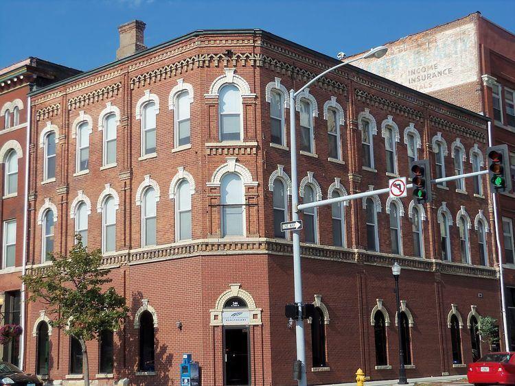 Henry Berg Building
