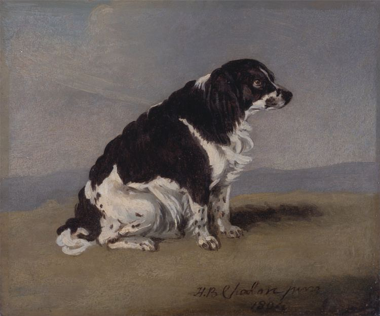 Henry Bernard Chalon FileHenry Bernard Chalon The Duchess of Yorks Spaniel Google