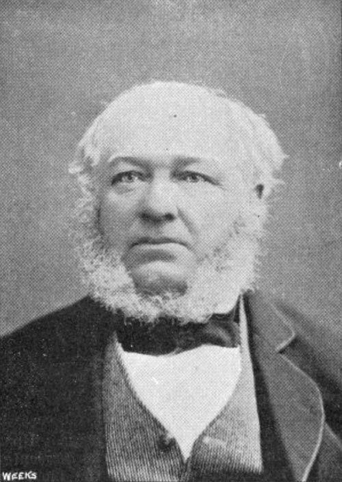 Henry Blackett Blackett Henry Henry Blackett Te Ara Encyclopedia of New Zealand