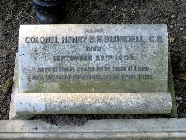 Henry Blundell-Hollinshead-Blundell