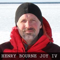 Henry Bourne Joy HENRY BOURNE JOY IV PROJECT ICE