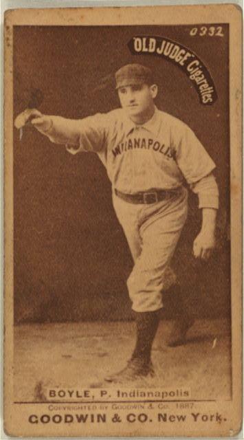 Henry Boyle (baseball)
