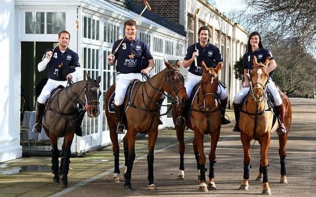 Henry Brett (polo player) How former England polo captain Henry Brett has turned his