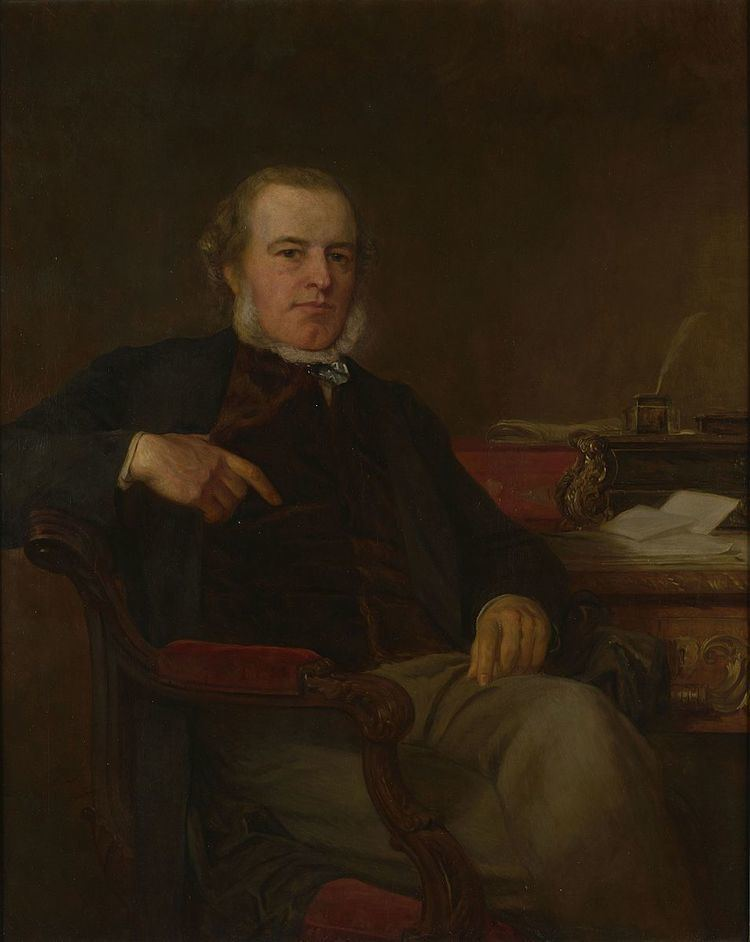 Henry Bruce, 1st Baron Aberdare